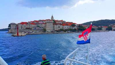 dubrovnik boat tours to korcula