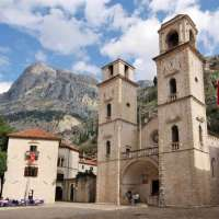 cathedral of saint tryphon in kotor